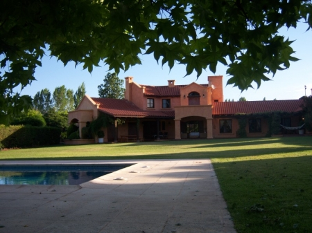 Colonial Style House In Chacras De Coria Bbi Argentina